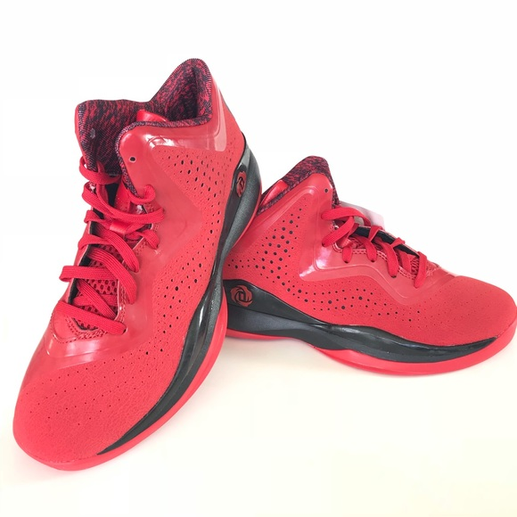 new product 34901 5a812 Adidas D Rose 773 lll J Shoes Boys Size 6 12 -s